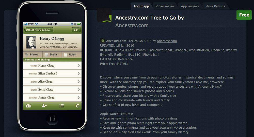 Tree To Go App