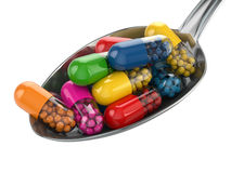 dietary-supplements-variety-pills-vitamin-capsules-spoo-38379221