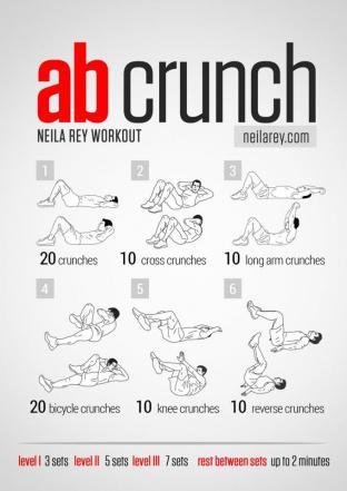 Ab Crunches