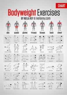 Bodyweight Exercises