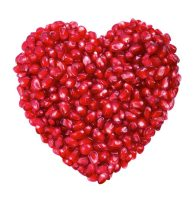 pomegranate-heart